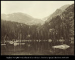 [Ypsilon Lake and Mountain, R.M.N.P, Colorado], #920