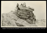Summit of Fremonts' Peak. #475, [Sweetwater County, Wyoming, 1878]