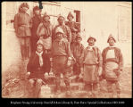 Group of Goldes at Khabarofsk  [sic. Khabarovsk]  #1102
