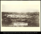Old Fort McPherson, Nebraska, in 1873, Established Sept 27, 1863. First called Cantormene, but...