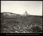 [Chimney Rock, North Platte River Western Nebraska.]