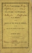Letters by Oliver Cowdery, to W.W. Phelps : on the origin of the Book of Mormon, and the rise of...