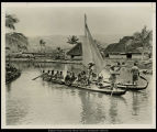 Canoe Pageant, Samoan Section