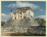 [Chichen Itza, Ball Court Temple]