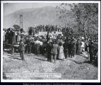 [Cornerstone Laying of the Maeser Building]