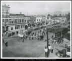 [Homecoming parade during the Great Depression]