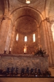 Altar, Church of St. Anne, Bethesda, Jerusalem