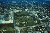 Independence Temple Lot, Aerial View
