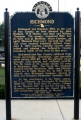 Richmond Historical Marker