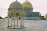 Temple Mount--Dome of the Rock