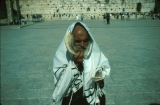 Yemenite Jew at Western Wall