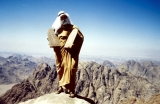 """Moses"" on Top of Mount Sinai"