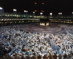 Ka'ba at Night