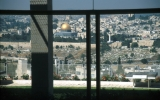 View of Jerusalem's Temple Mount from Jerusalem Center
