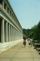 Restored Building in Athens' Agora