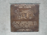 Edward Partridge Home Site Plaque