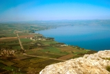 Sea of Galilee From Mount Arbel