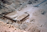 Temple of Queen Hatshepsut From Mountain