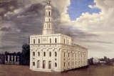 """Mormon Panorama Sixteen/The Nauvoo Temple"""