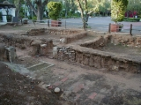 San Diego Mission Excavation
