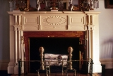 Fireplace by Brigham Young