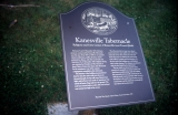 Council Bluffs Sign: Kanesville Tabernacle