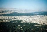 Damascus, Aerial View
