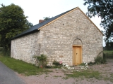 Gadfield Elm Chapel, Exterior View