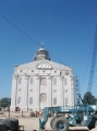 Nauvoo Temple Under Construction