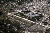 Gethsemane and Temple Mount, Aerial View