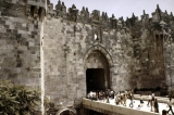 Damascus Gate (View to Southwest)