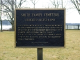 Smith Family Cemetery, Nauvoo, Illinois