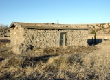 Sod House at Ash Hollow, Nebraska
