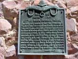 Little Rock School at Fillmore, Utah