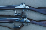 Muskets issued to Mormon Battalion soldiers