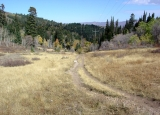 Mormon Pioneer Trail, Big Mountain Summit