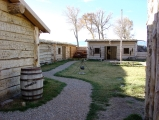 Fort Seminoe near Martins Cove, Wyoming