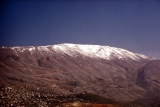 Mount Hermon (Close-up)