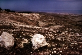 Judean Wilderness from the Mount of Olives