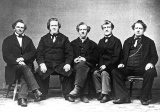 Brigham Young and his brothers
