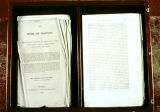 Book of Mormon First Edition Proof Sheet