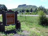 Mormon Battalion Trail, Wagon Mound, New Mexico