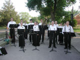 Nauvoo Brass Band