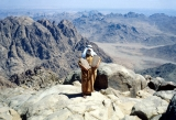 """Moses"" on Mount Sinai"