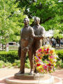 Joseph and Hyrum Statue, Carthage, Illinois