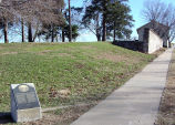 Mormon Battalion Trail, Ft Leavenworth, Kansas