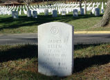 Mormon Battalion Trail, Ft Leavenworth, Kansas, Col James Allen grave