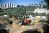 """Tent Cities""-New Russian Immigrants to Jerusalem"
