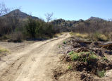 Mormon Battalion Trail, Guadalupe Canyon, near Douglas, Arizona