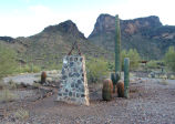 Mormon Battalion Trail, Picacho Peak, Pinal County, Arizona